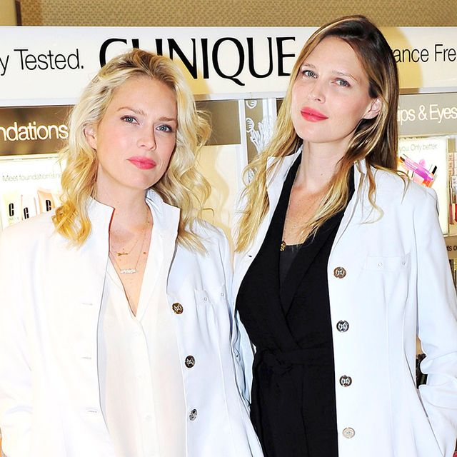 Sara and Erin Foster Get Real About Skincare, Makeup, and Body Image