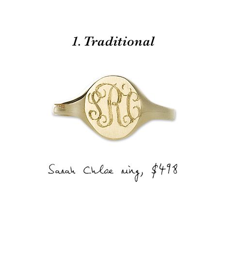 e9ca7838f41 A Crash Course In Monogramming Etiquette | Who What Wear