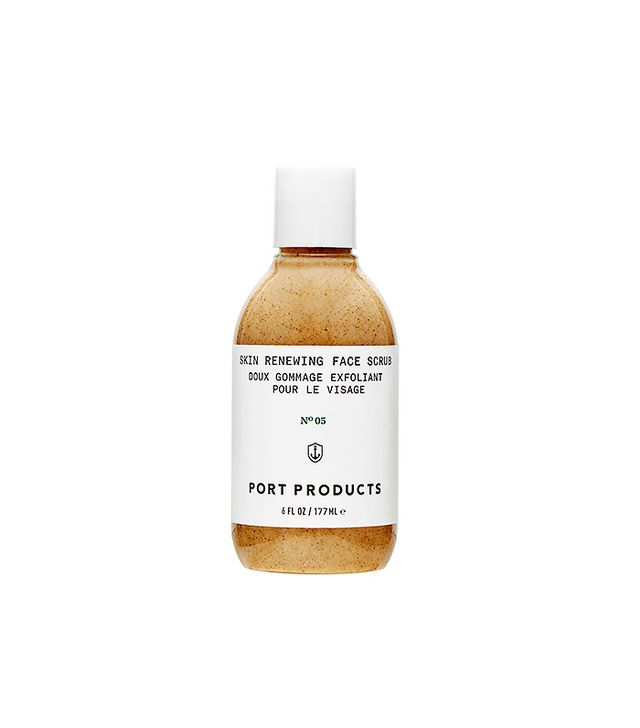 Port Products Skin Renewing Skin Renewing Face Scrub