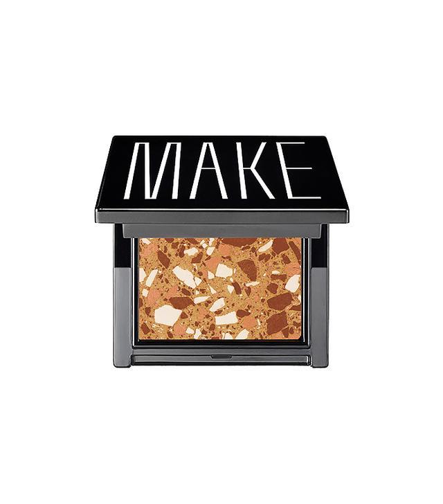 Make Cosmetics Terrazzo Bronzer in Tower Isle