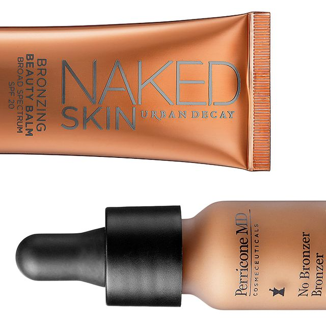 Liquid Bronzers for a Natural (Not Orange) Glow