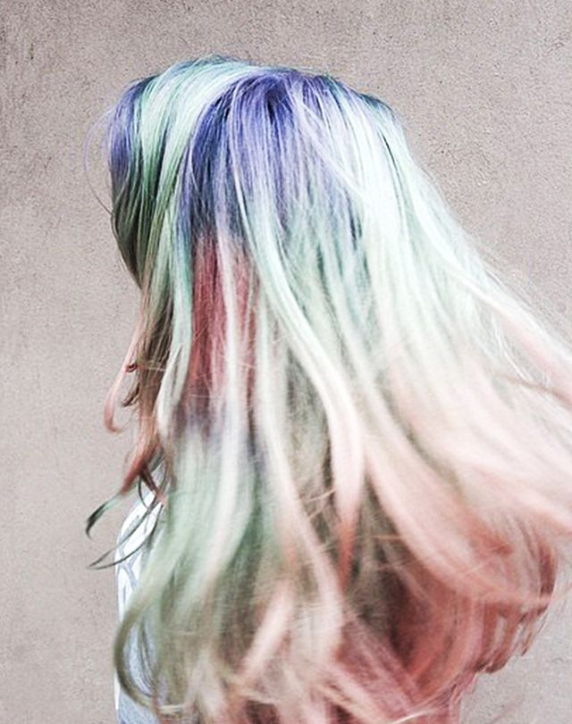 All the Cool Girls Have Opal Hair Now