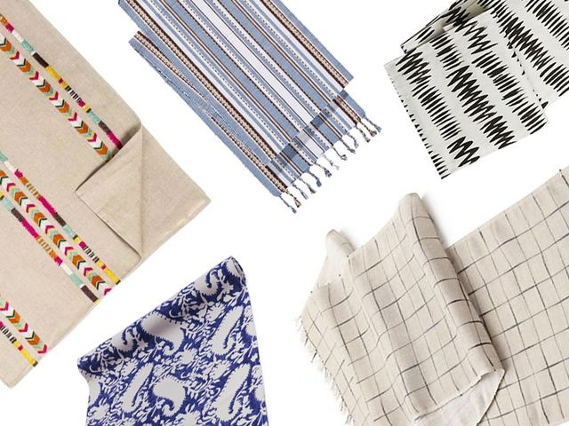10 Trendy Table Runners for the Picture-Perfect Setting