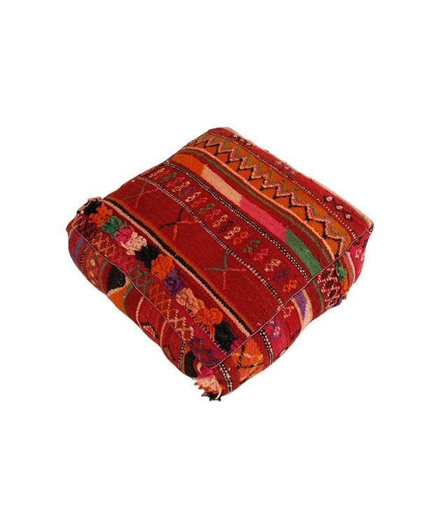 Etsy Moroccan Vintage Floor Cushion