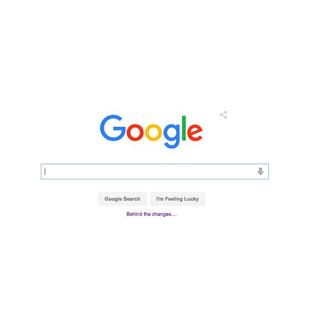 Google Gets a Brand-New Look! Mark This Day in History