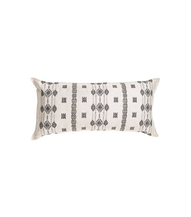 Coral & Tusk Thistle 16x16 Linen Pillow