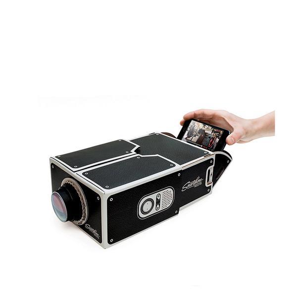 Uncommon Goods DIY Smartphone Projector