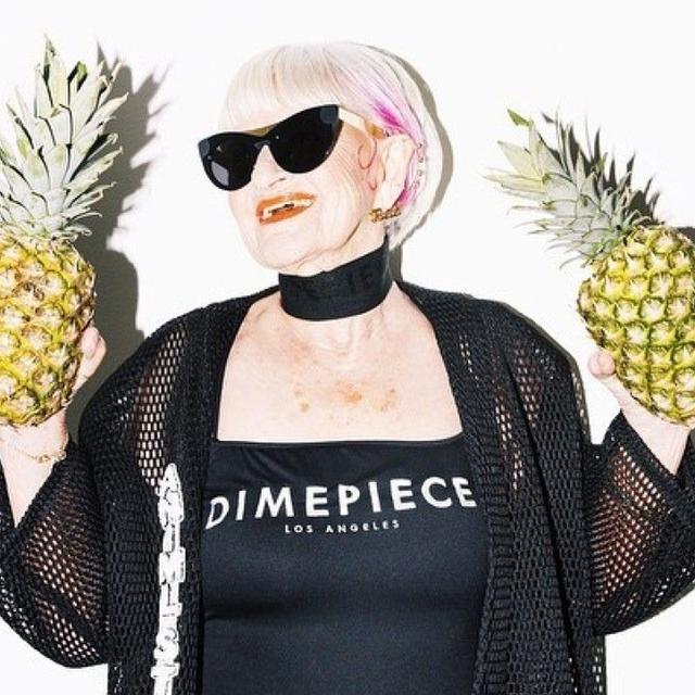 Why 87-Year-Old Baddie Winkle Is an Instagram Sensation