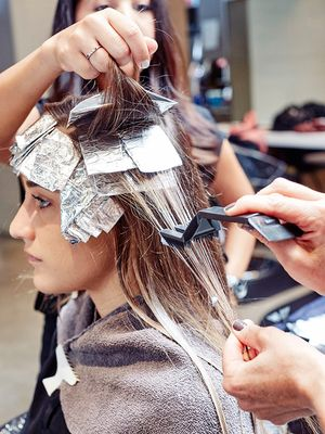 Our Editor Gets a Tortoiseshell Hair Transformation: See the Pics!