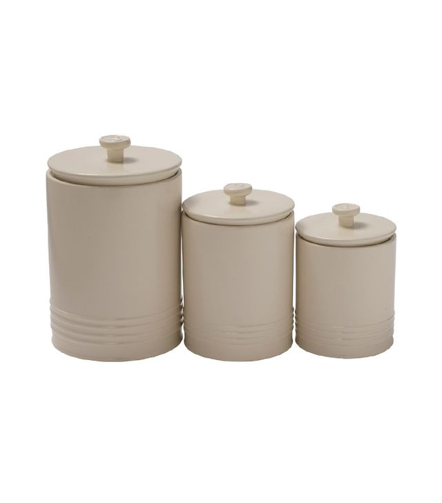 Rejuvenation Numbered Earthenware Canisters