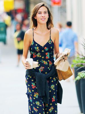 From Alexa Chung to Beyoncé, What Celebrities Wear to Brunch