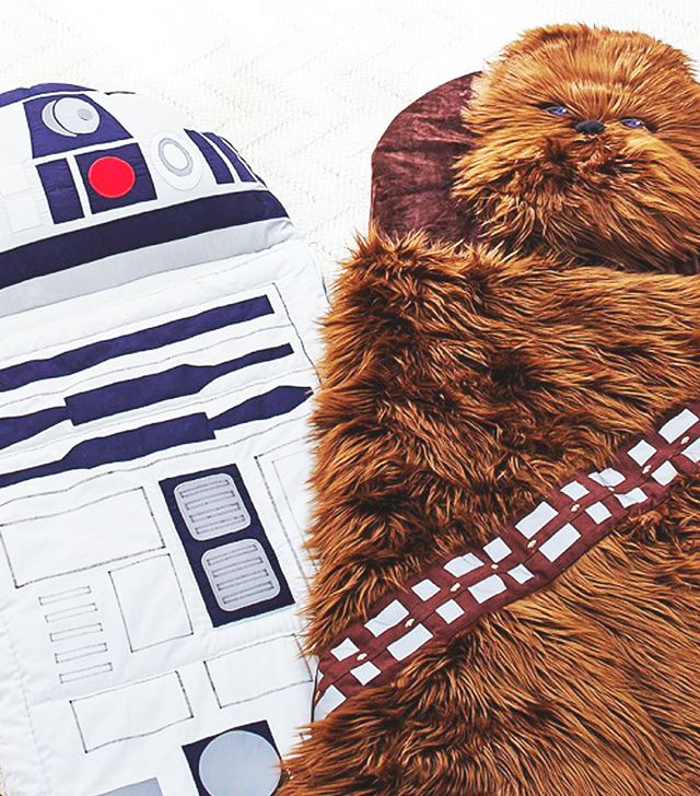 Pottery Barn Kids Star Wars Sleeping Bags