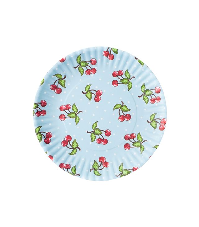 Stylish Kitchen Cherry Cherry Pie Plates - Set of 4