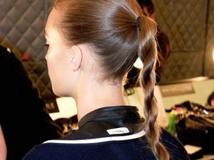 Public School Gives Us a Cool Twist on the Ponytail