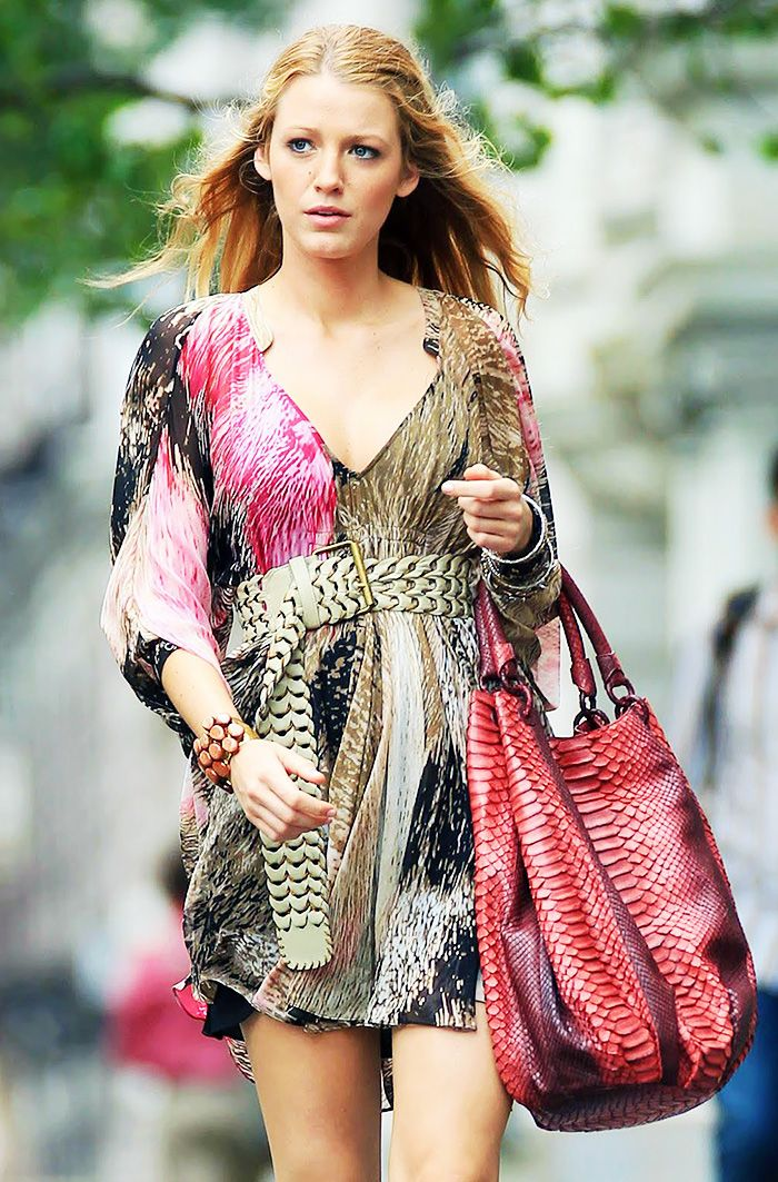 5 Outfits Serena Van Der Woodsen Would Wear Today Who