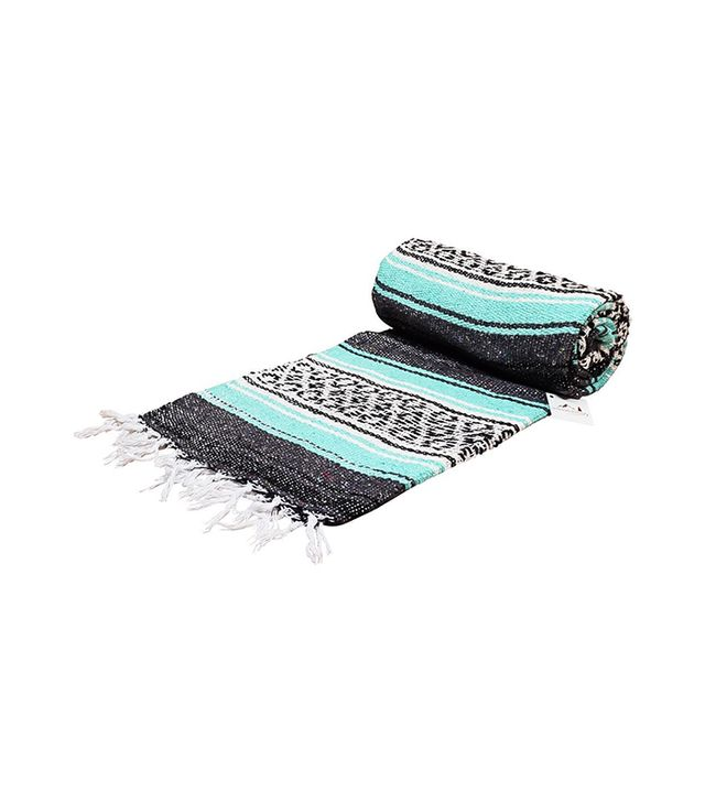 Open Road Goods Mexican Yoga Blanket