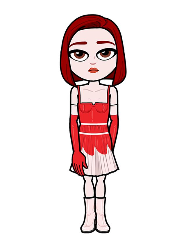 You Can Now Dress Your Bitmoji in Designer Clothes  5b7a75293
