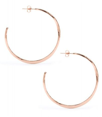 Gorjan-Griffin  Arc Large Hoop Earrings