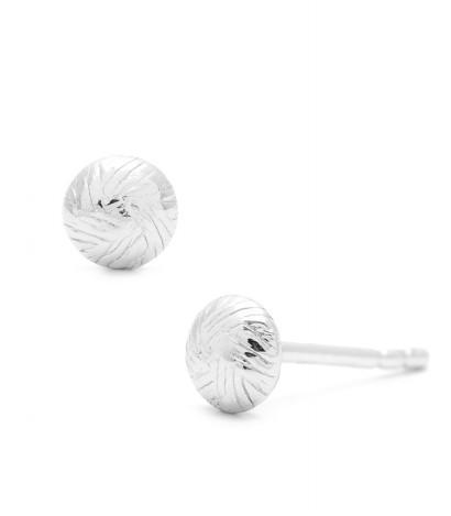 Gorjana-Griffin  Carmel Tiny Stud Earrings