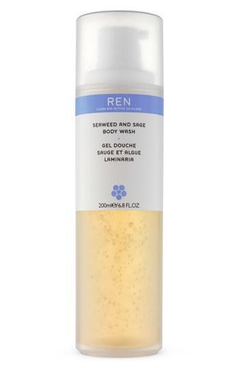 Ren Seaweed and Sage Body Wash