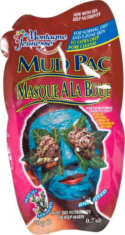 Montagne Jeunesse  Pressed Sea Kelp Dad Sea Mud Mask