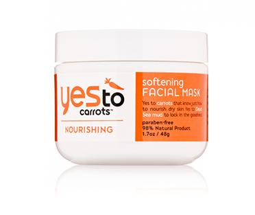 Yes To Carrots  Nourishing Softening Facial Mask