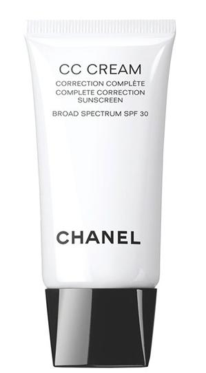 Chanel CC Cream Complete Correction Sunscreen
