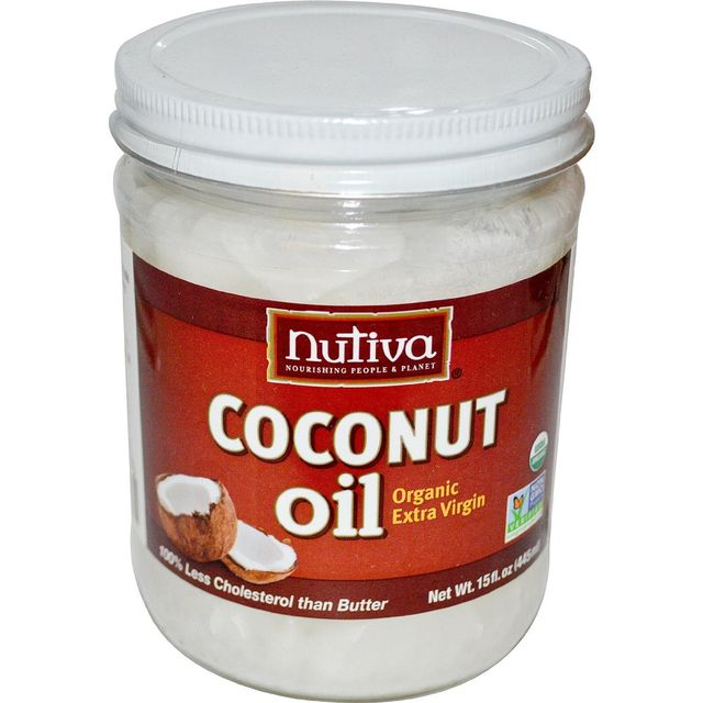 Nutiva Extra Virgin Coconut Oil