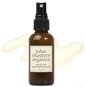 John Master's Organics Rose & Aloe Hydrating Toning Mist