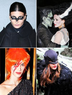 10 of our Favourite Celebrity Costumes
