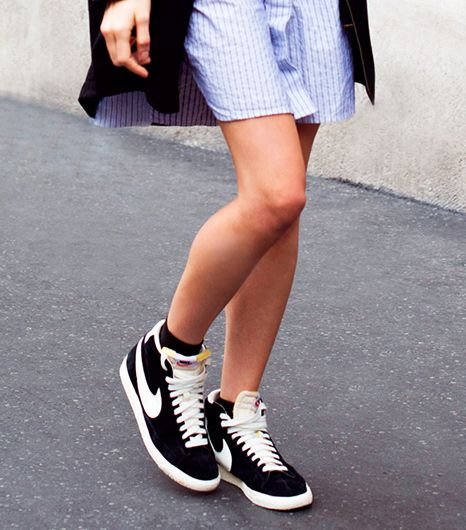 7 Tricks To Wearing Your Sneakers Outside The Gym