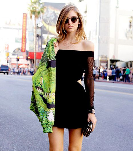 10 Tricks To Update Your Little Black Dress Who What Wear