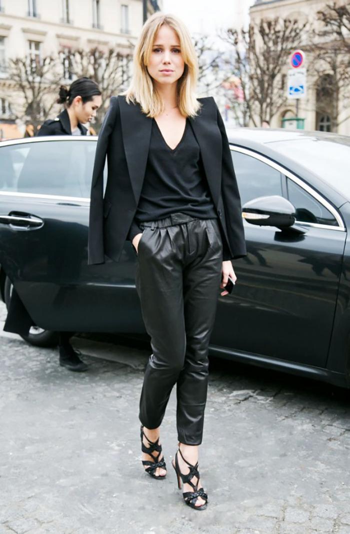cc61918c1b2 13 Shockingly Easy Ways To Reinvent Your Black Blazer