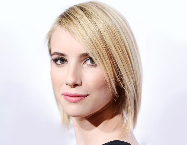 Emma Roberts Talks Spider Lashes, Her New Bob, and Pale Skin Makeup Tricks