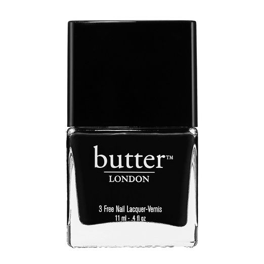 Butter London Nail Lacquer in Union Jack Black