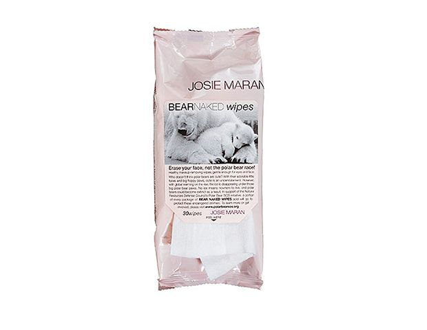 Josie Maran Bear Naked Wipes