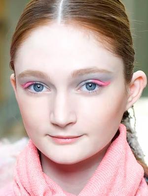 Fairy Tale Beauty Reigns Supreme at Paris Fashion Week