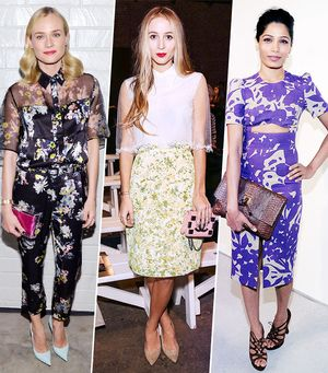 Spring Awakening! 25 Floral Outfits To Welcome The New Season