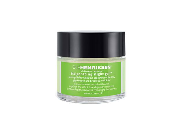Ole Henrikson Invigorating Night Gel