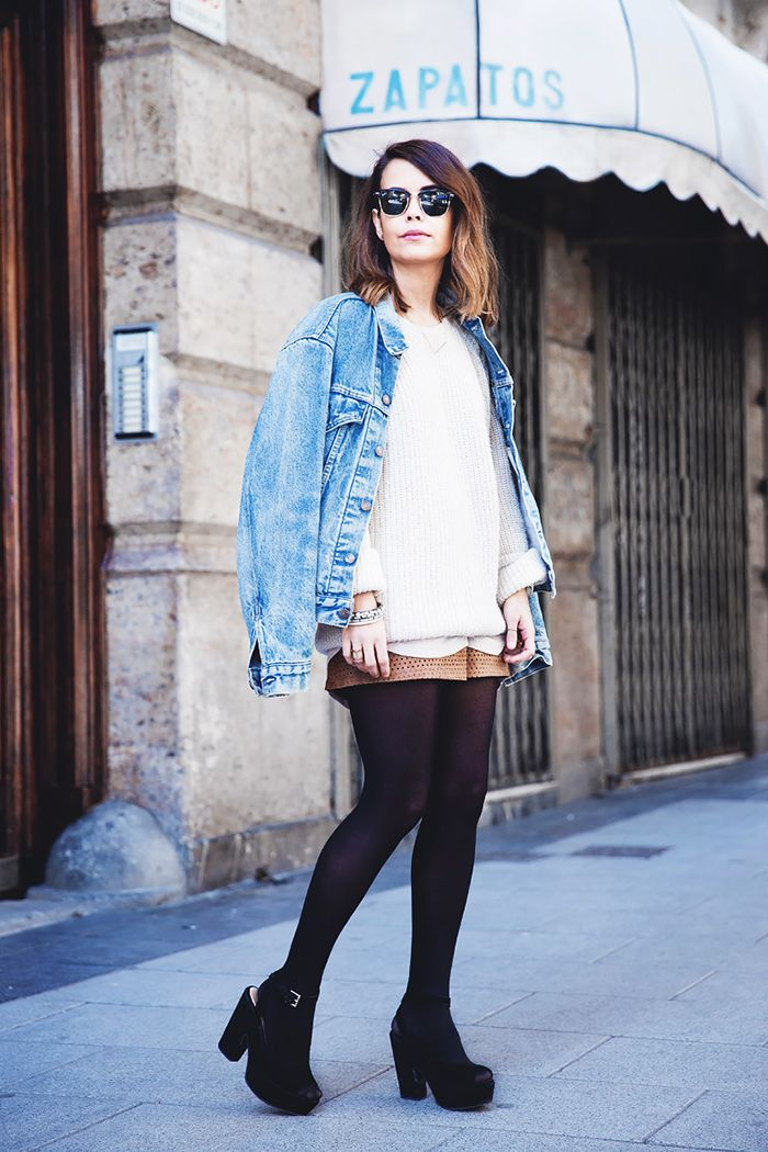 209dbcc2a76 7 Ways to Style Your Denim Jacket This Spring