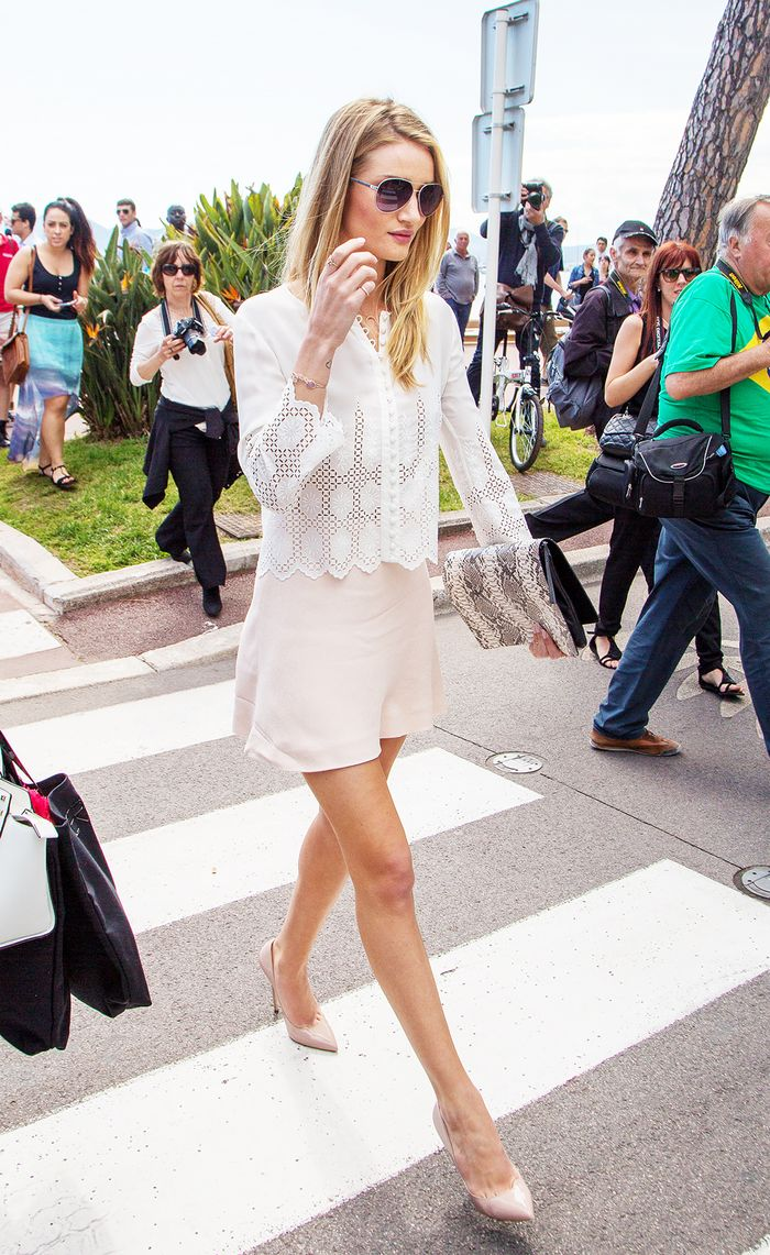 902d19a9 Rosie Huntington-Whiteley's Most Inspiring Looks | Who What Wear