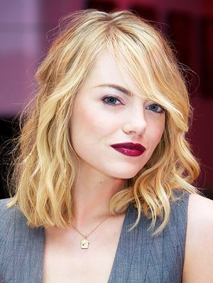 Emma Stone's Jaw-Dropping Beauty Looks From Her Spiderman Press Tour