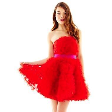 Pearl by Georgina Chapman of Marchesa Rosette Dress