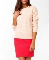 Forever 21  Essential Multi-Knit Sweater
