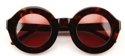 Wildfox Wildfox Twiggy Sunglasses