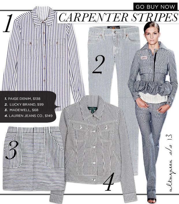 Our New Favourite Stripe Trend.