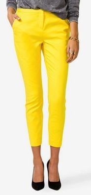 Forever 21 Essential Ankle Pants