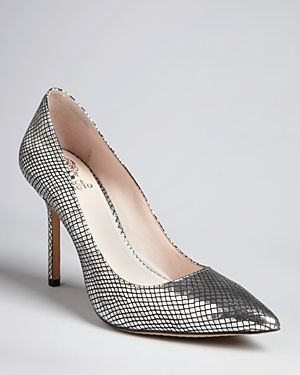 Vince Camuto  Pointed Toe Evening Pumps