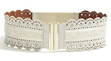 Guess by Marciano Lace Stretch Belt