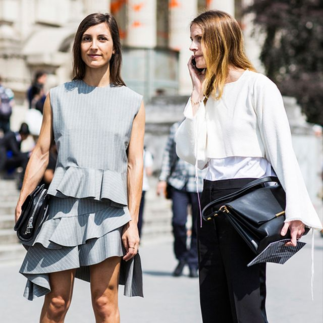 The Real Girl's Guide To Dressing Like A Fashion Editor